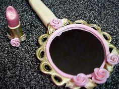 ~ Sugar Teachers ~ Cake Decorating and Sugar Art Tutorials: Gumpaste Vanity Set Tutorial