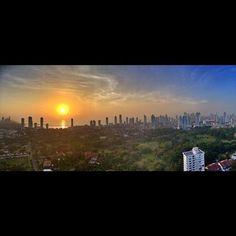 Foto del día: Parque Omar #Panama  #Repost @melillo507 ・・・