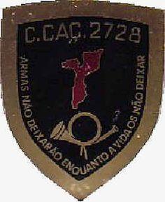 Companhia de Caçadores 2728 Lione e Chala 1970/1972 Moçambique