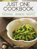 Just One Cookbook -- Great blog filled with Japanese recipes. Author makes cooking Japanese easy. Love her recipes.