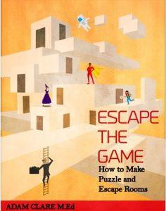 Escape the Game book cover                                                                                                                                                                                 More