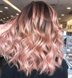 Pink Wigs Lace Frontal baby pink blonde hair pink hair spray target light pink and blue hair pink festival hair Blond Rose, Pink Blonde Hair, Pastel Pink Hair, Hair Color Pink, Hair Dye Colors, Pink Wig, Lilac Hair, Green Hair, Pink Hair Spray