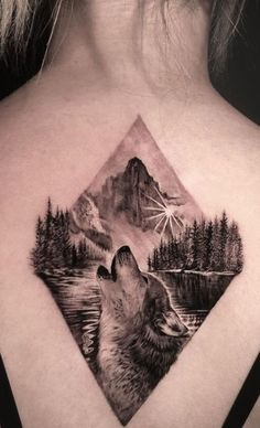 As we mentioned above, today we're going to satisfy our ink hunger with the most beautiful wolf tattoo designs that the internet has ever seen #tattooideas #tattoos Wolf Tattoo Sleeve, Best Sleeve Tattoos, Sleeve Tattoos For Women, Mom Tattoos, Tattoos For Guys, Tattoo Wolf, Wolf Tattoo Meaning, Howling Wolf Tattoo, Geek Tattoos