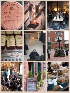 Visit the historical side of Toronto, the Distillery District...http://off2themarket.wordpress.com/2013/09/24/a-date-with-the-distillery-district/