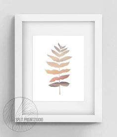 Original Wall Art Art Print Printable Wall Art By SplitPrismStudio