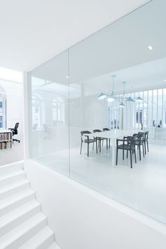 Dynamo By Anne Sophie Corporate Interiors Office Interiors Corporate Interior Design Modern