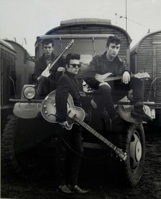 The Beatles (earlier years) - Photo's by Astrid Kirchherr