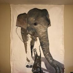 Val Braun Art – Winnipeg Artist email for commission requests Cambodia, Thailand, Mixed Media, Elephant, Adventure, Drawings, Artist, Animals, Animales