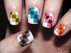 Nail stuff isn't my cup-o-tea, but this is pretty neat.