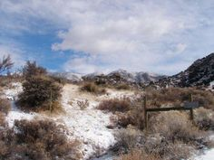The Embudo Trail in Albuquerque, NM. A good, solid hike. A nice slice of the Sandia Foothills.
