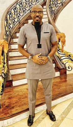 Sweet senator wears for men - DarlingNaija Latest African Wear For Men, Latest African Men Fashion, African Shirts For Men, Nigerian Men Fashion, African Dresses Men, African Attire For Men, African Clothing For Men, Ankara Fashion, Africa Fashion