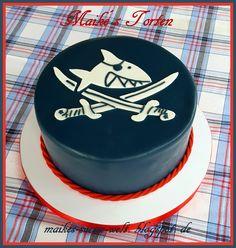 Capt´n Sharky Torte