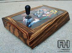 Joystick Vault / Foe Hammer arcade Fight Stick