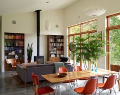 6 Trends in Modern and Contemporary Dining Rooms