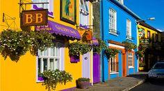 Kinsale, County Cork, Ireland.