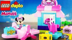 https://youtu.be/VykiHCM6qMM #superherosetcompagnie #youtube #lego #legoduplo #disneyjunior #minnie #cafe #cafeteria #toys #unboxing #peppapig