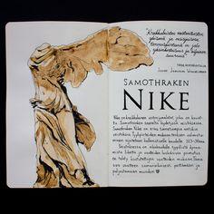 From sketchbook of Petri Fills Sketching, Lion Sculpture, Drawings, Art, Sculptures, Kunst, Art Background, Sketches, Performing Arts
