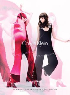 Calvin Klein Collection Fall / Winter 2015 Ad Campaign