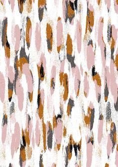 pattern by Minakani #animal print #minakani
