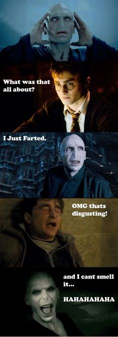 just farted  OMG thats disgusting  and I can t smell it    HAHAHAHA