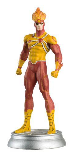 Eaglemoss DC Comics Justice League Chess Firestorm Figurine