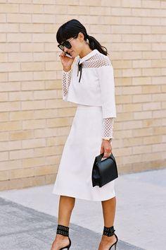 Vanessa Jackman: New York Fashion Week SS 2015