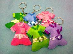 felt crafts | Antara koleksi handmade felt craft dari Cute Felt Craft .Dapatkannya!