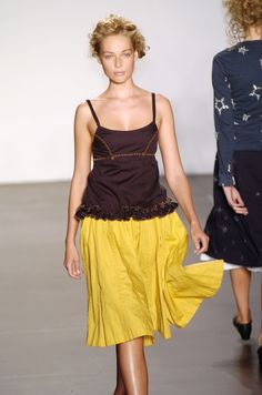 Project Alabama at New York Fashion Week Spring 2006