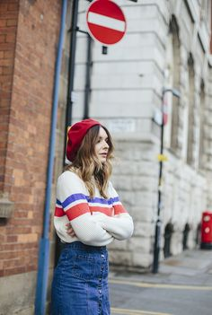 Raspberry Beret | What Olivia Did...