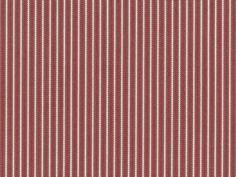 Perennials Fabrics Camp Wannagetaway: Ticking Stripe - Geranium Red