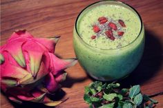 Dot Com Lifestyle - Healthy Green Smoothie