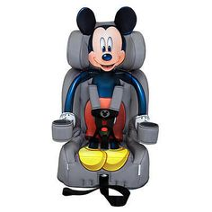 KidsEmbrace-Friendship-Combination-Booster-Car-Seat-Mickey-Mouse