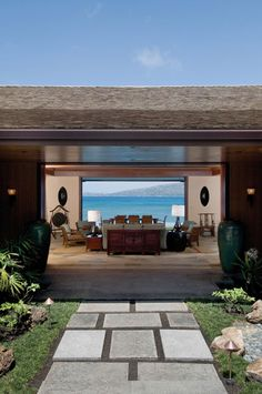 Hawaii Living Room Design, Pictures, Remodel, Decor And Ideas   Page 3  Tropical