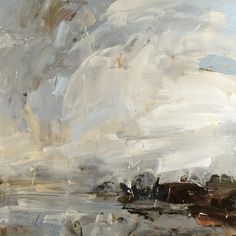 Louise Balaam, From the headland, looking for oystercatchers   John Davies Gallery