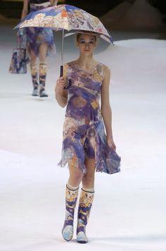 Runway Fashion, High Fashion, Fashion Show, Fashion Outfits, Fashion Design, Paris Fashion, Pretty Outfits, Cool Outfits, Aya Takano