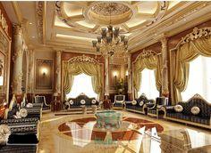 Living Room Luxury... Amazing Floor and Windows