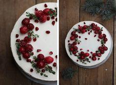 Christmas Sweets, Nom Nom, Cherry, Fruit, Red, Recipes, Rezepte, Food Recipes, Recipies