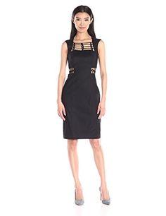 Nicole Miller Women's Stretch Linen Ladder Braid Dress, B... https://www.amazon.com/dp/B01A7L7PXQ/ref=cm_sw_r_pi_dp_x_r1flybAPB0RHX