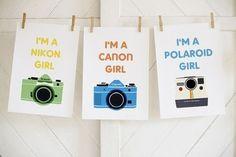 I'm a Nikon Girl