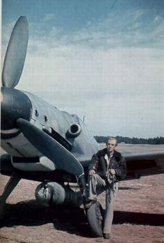 BF 109 G-6, W-0 21, Lt. Paul Bélaváry, 1013. Vadászszázad, June 1944 in Veszprém