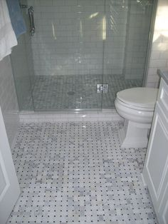 Find This Pin And More On Bathroom Ideas Awesome Marble Bathroom Floor Tile