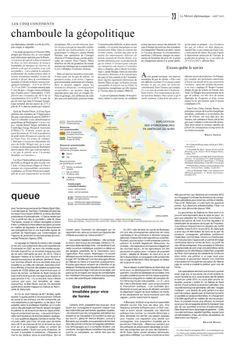 Un effet domino sur les cinq continents : le gaz de schiste chamboule lagéopolitique