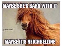 Maybe it's Neighbelline