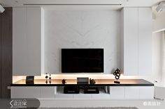 TV Wall Design Apartment Interior, Apartment Design, Living Room Interior, Home Living Room, Living Room Designs, Living Room Decor, Tv Console Design, Tv Wall Design, House Design