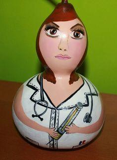 Cabaça enfermeira