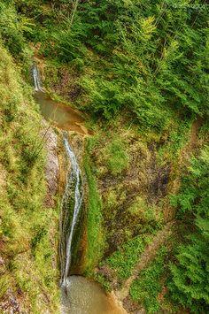 Waterfall Boiului, Romania - Photography by Dan Dragos