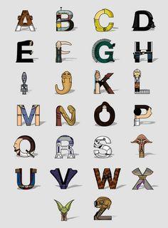 SW Alphabet