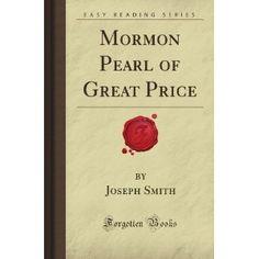 Mormon Pearl of Great Price (Pérola de Grande Valor)