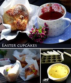 Easter cupcakes (recipe)