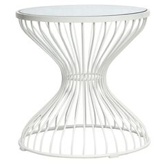 Finemod Imports Modern Squeezed Side Table